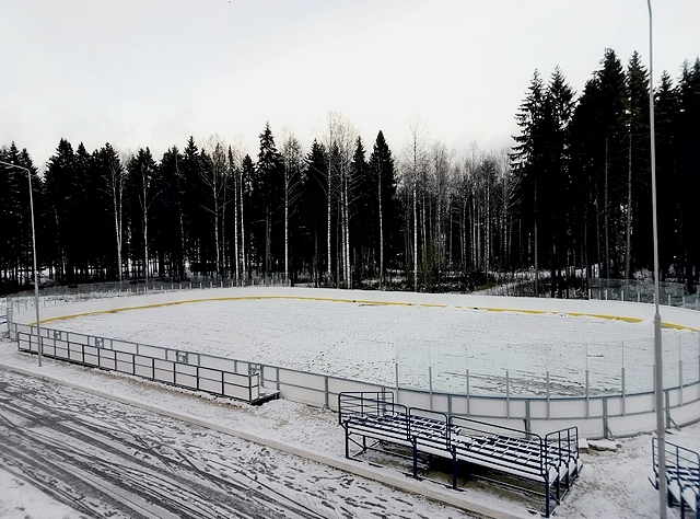 Новый открытый каток в Эжве и ремонт в ряде учреждений спорта