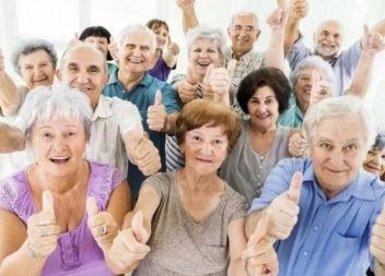 В Коми День пожилого человека отметили более 20 тысяч долгожителей