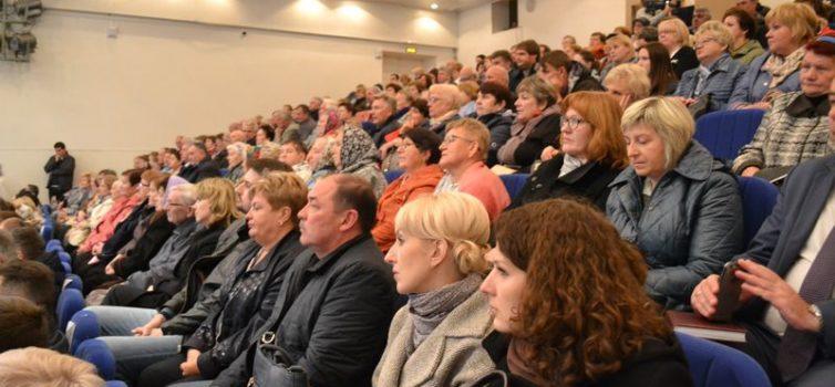 с 13 ноября по 4 декабря приглашаем эжвинцев на традиционные  встречи с населением по микрорайонам