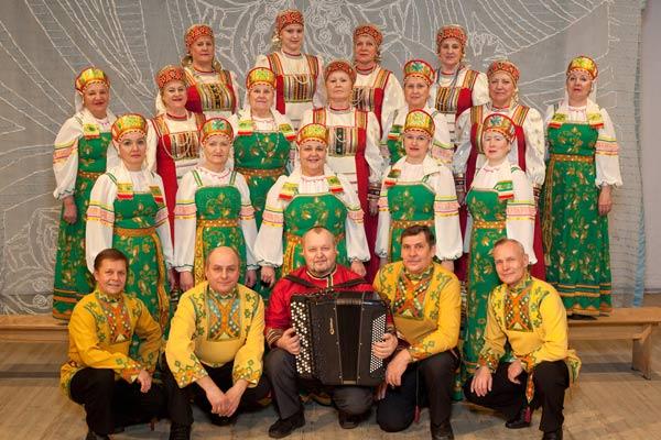 "15 ноября ""Эжвинские зори"" дадут концерт ""Поет душа"""