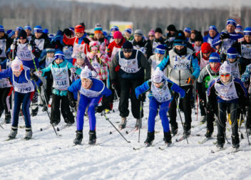 2 февраля: Всероссийская лыжная гонка «Лыжня России -2019»