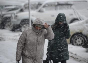Внимание! С 17 по 19 января в Коми ожидаются снегопады