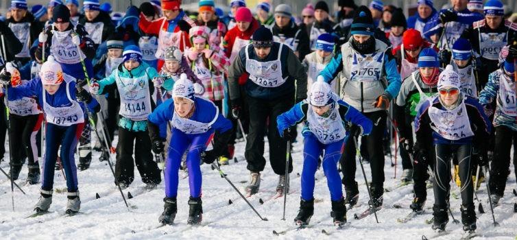16 февраля: Всероссийская лыжная гонка «Лыжня России -2019»!