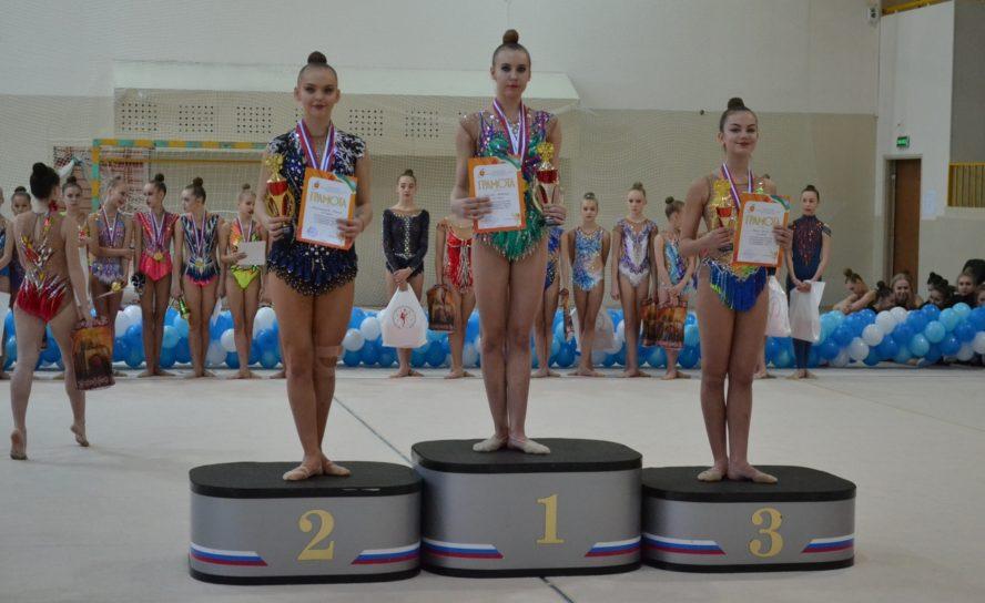 Гимнастки Центра детского творчества Эжвы – призеры Чемпионата Республики