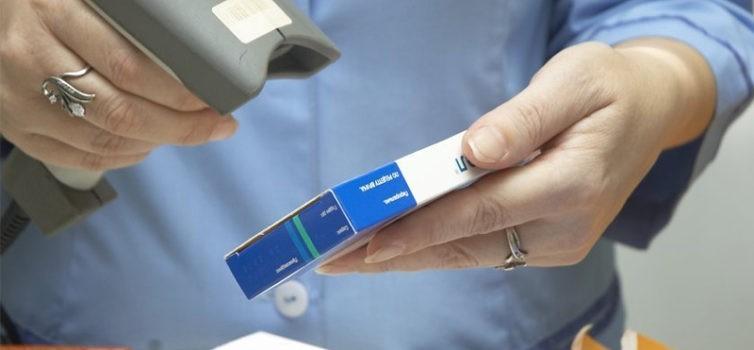 О системе мониторинга движения лекарственных препаратов