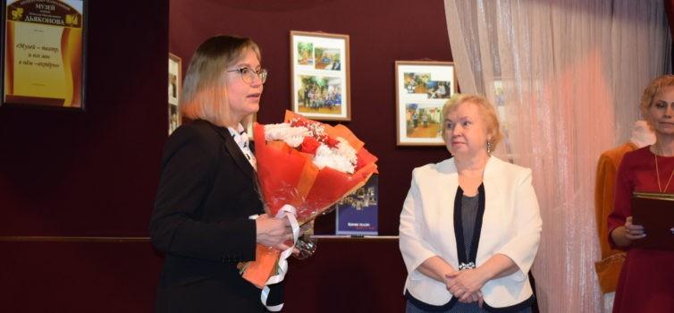 Литературно-театральный музей отмечает юбилей