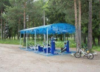 Новый тренажерный комплекс появился в Эжве
