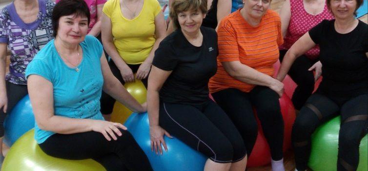 Фитнес для «золотого» возраста – это круто!