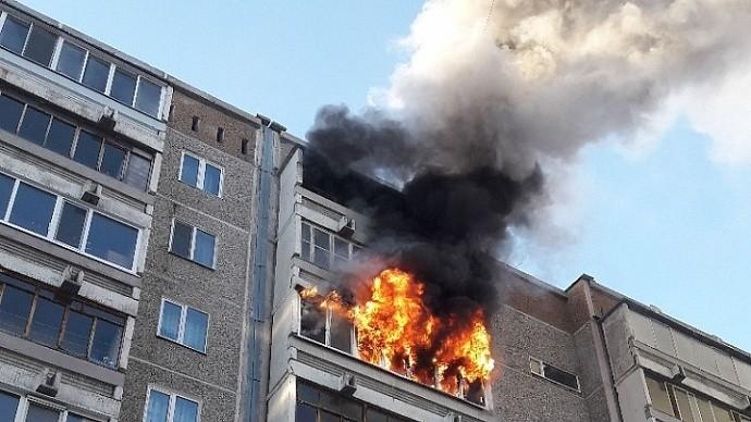 Меры пожарной безопасности в жилом секторе