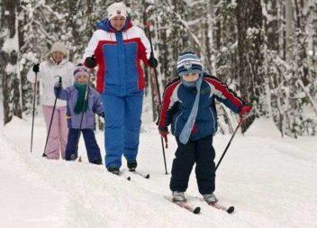 «Лыжня здоровья» в Эжве открывает новый сезон!