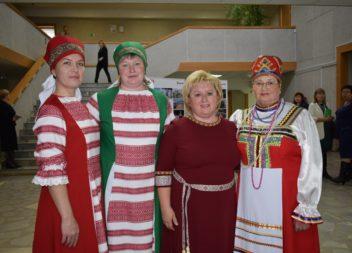 В Эжвинском районе прошла XXIV Конференция коми народа