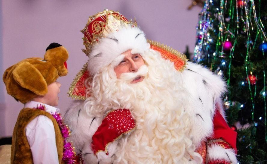 Дед Мороз ждет ваших стихов!