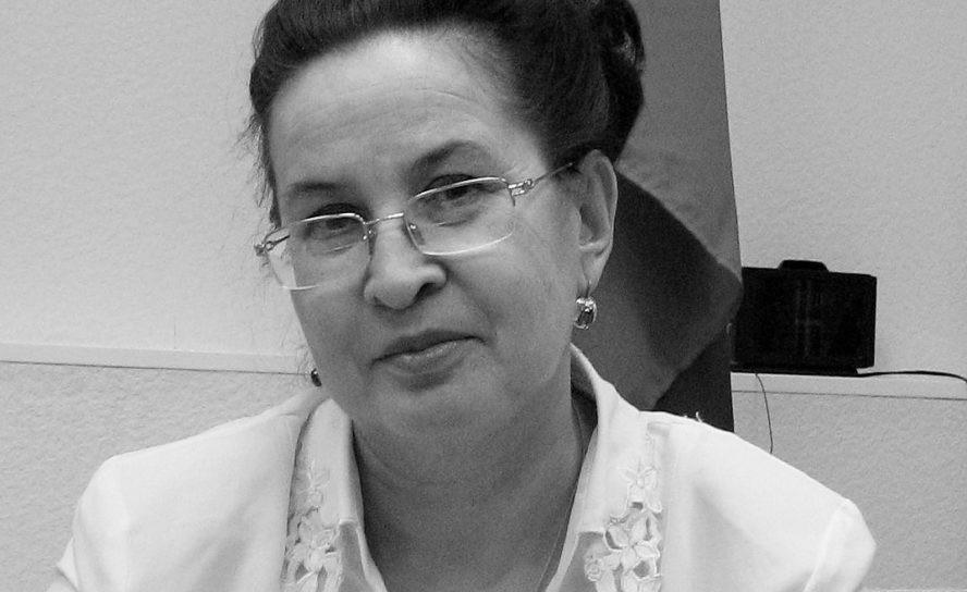 Ушла из жизни Казачкина Валентина Александровна