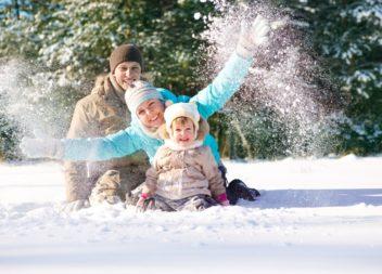 25 января в Эжвинском районе состоится семейный праздник «Всей семьёй на выходной»