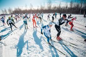 """В Эжве пройдет лыжный марафон """"Преодолей себя"""""""