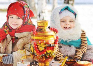 Детский фестиваль народного творчества «Масленичные забавы-2020» ждет участников!