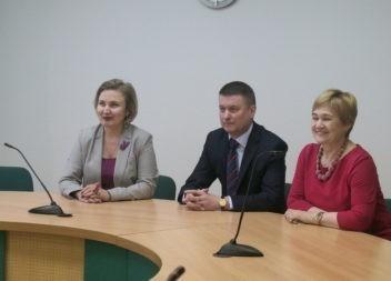 Коллективу районной администрации представили нового руководителя