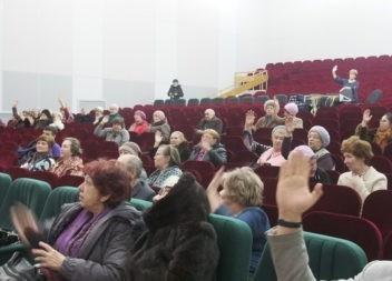 В Эжве начались обсуждения проектов «Народного бюджета»