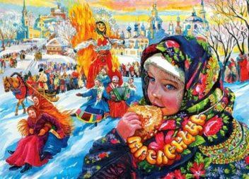 Праздник Широкой Масленицы в Эжве пройдет 1 марта