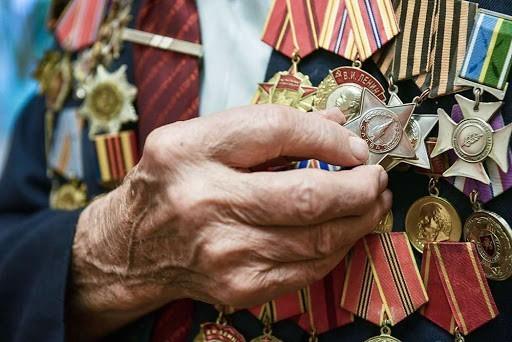 Ветераны войны получат единовременные выплаты ко Дню Победы