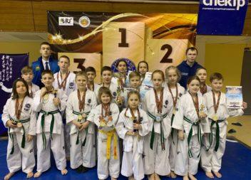 Эжвинские спортсмены привезли медали из Вологды