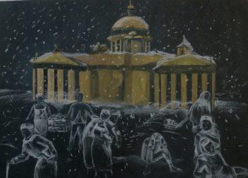 """Прием работ на олимпиаду """"Знатоки искусства"""" продлен до 10 апреля"""