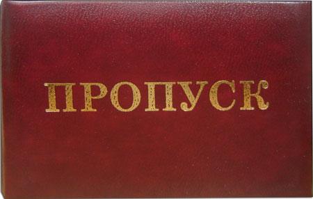 Порядок выдачи временных пропусков на территории Сыктывкара