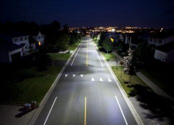 """Уличные фонари выключат на период """"белых ночей"""""""