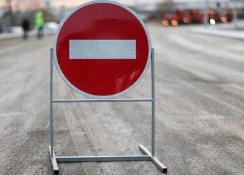 Ограничение движения транспортных средств по дачной дороге от ул. Лесная до СНТ «Олимпийское»