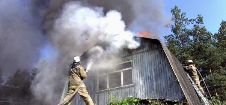 Управление по делам ГО И ЧС г.Сыктывкара напоминает о мерах пожарной безопасности на дачном участке