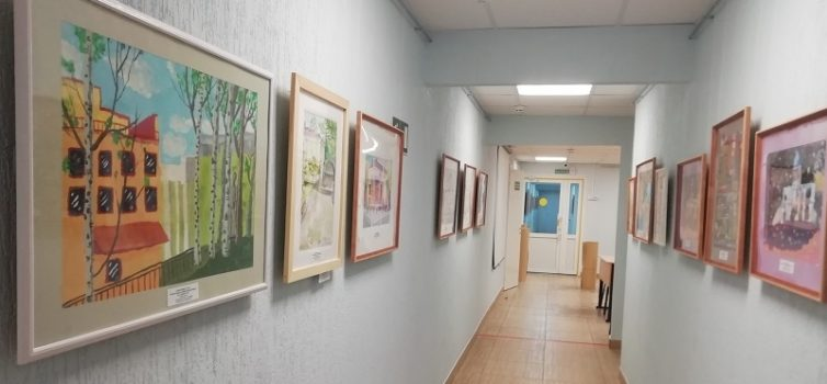 Художественная школа приглашает на выставку «Наследие зырянского края»