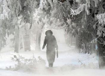 В Коми ожидаются аномальные морозы
