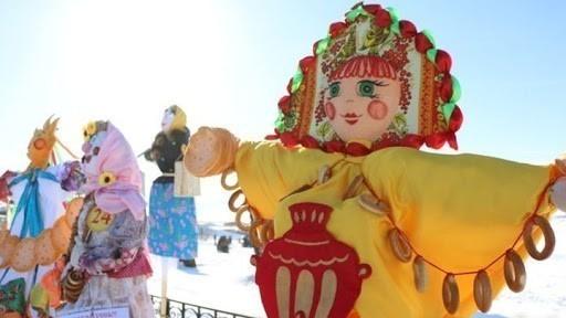 Объявляются конкурсы на изготовление Масленичного чучела и праздничного обоза