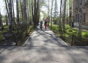 В Эжвинском районе продолжаются ремонтные работы в рамках программы ФКГС