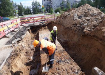 В Эжвинском районе пройдут гидравлические испытания сетей на прочность