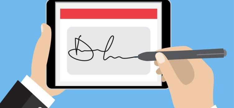 Электронную подпись можно получить бесплатно в любом налоговом органе