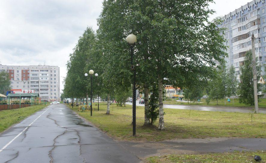 С 17 июля в Эжвинском районе включат уличное освещение