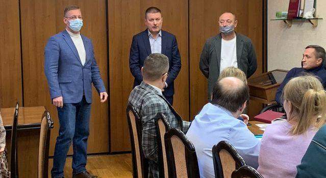 Исполняющим обязанности директора ЭМУП «Жилкомхоз» назначен Владимир Порсюров